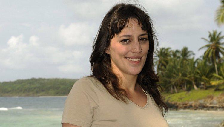 Foto promocional de Bea 'la legionaria' en 'Supervivientes 2010'