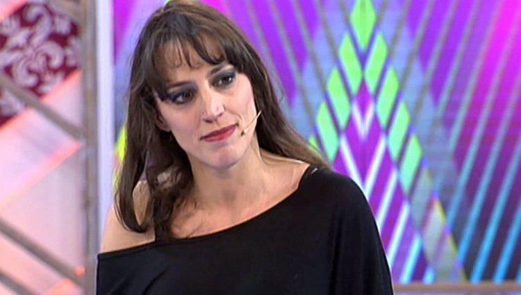 Bea 'la legionaria' en Telecinco