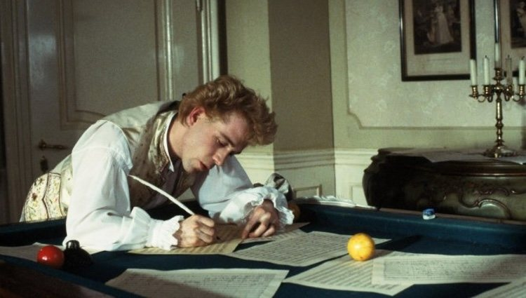 Un fotograma de la película 'Amadeus'