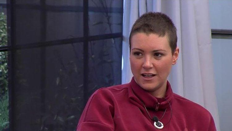 María Jesús Ruíz en la casa de 'GH DÚO'/ Foto: Telecinco.es