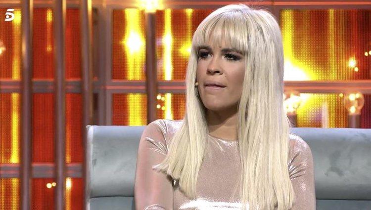 Ylenia se retracta en directo |Foto: Telecinco.es