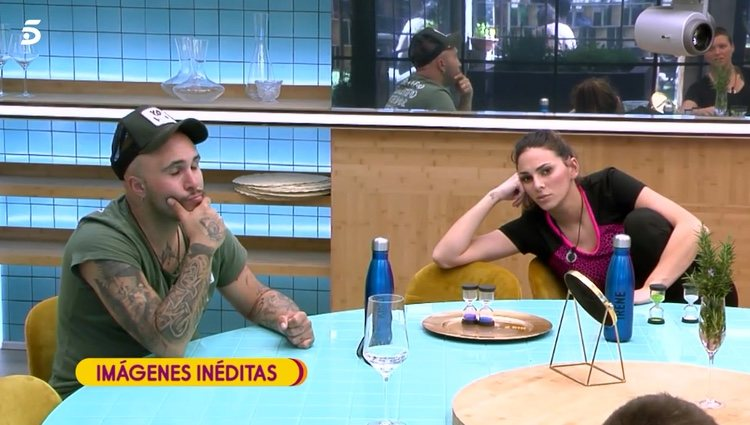 Kiko Rivera recordando el día que se enteró del embarazo de su hermana / Telecinco.es