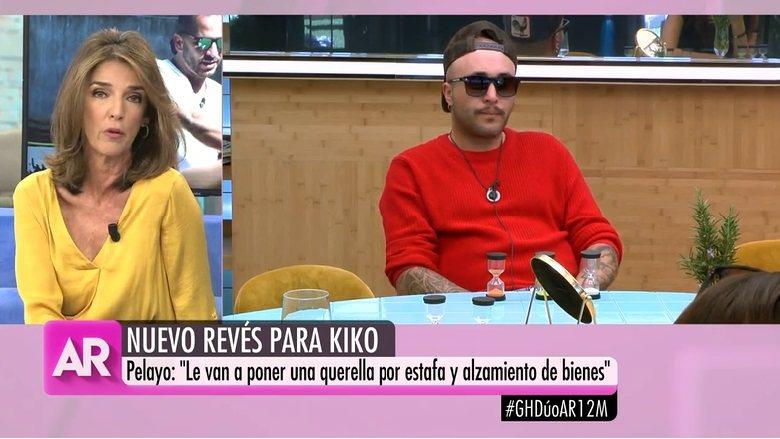 Kiko Rivera, ajeno al problema / Foto: Telecinco.es