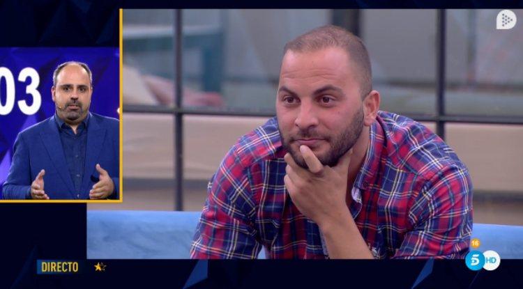 Antonio Tejado escucha el contraalegato de Julio Ruz | telecinco.es