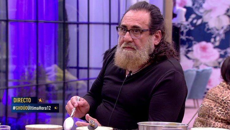 Juanmi y su barba rubia | Foto: Telecinco.es