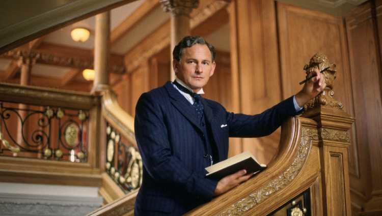 Victor Garber como Thomas Andrews en 'Titanic'