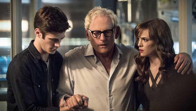 Victor Garber en 'The Flash'