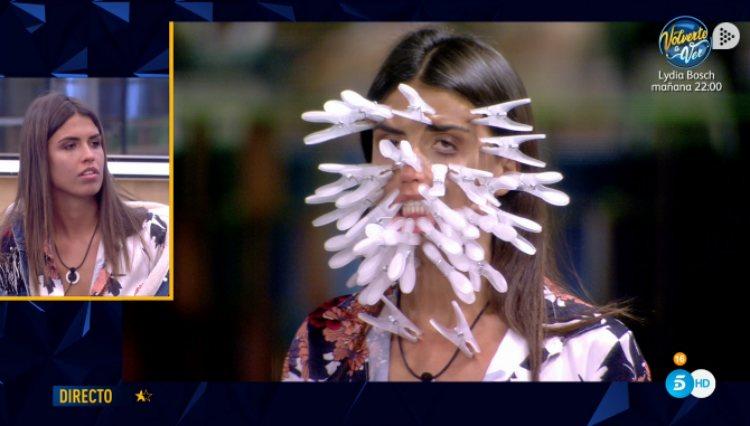 Sofía queda descalificada tras ganar y Alejandro le arrebata la inmunidad y el poder extra |telecinco.es