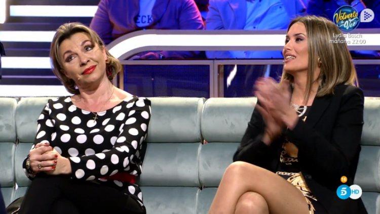María José lamenta y Candela celebra la salida de Antonio Tejado | telecinco.es