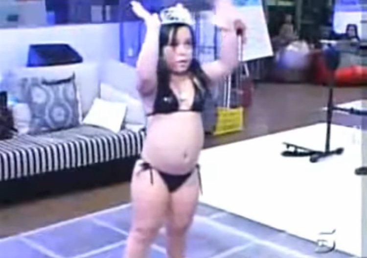 Chiqui bailando en 'GH 10' / Telecinco.es