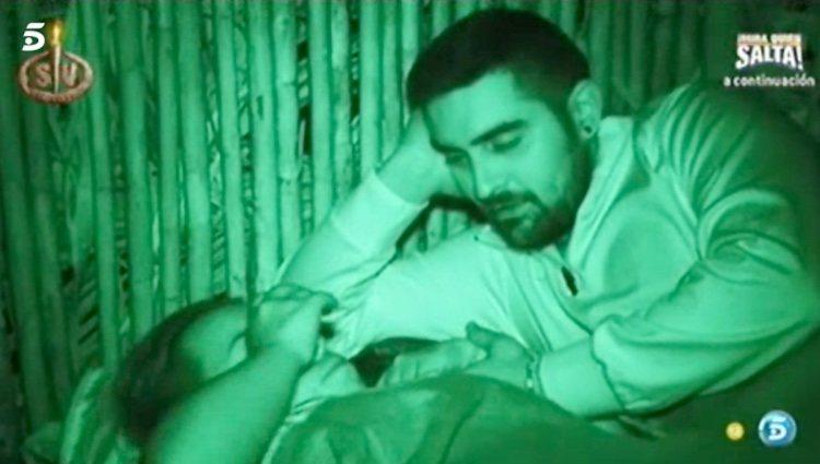 Chiqui y Borja en Honduras en 'Supervivientes' / Telecinco.es