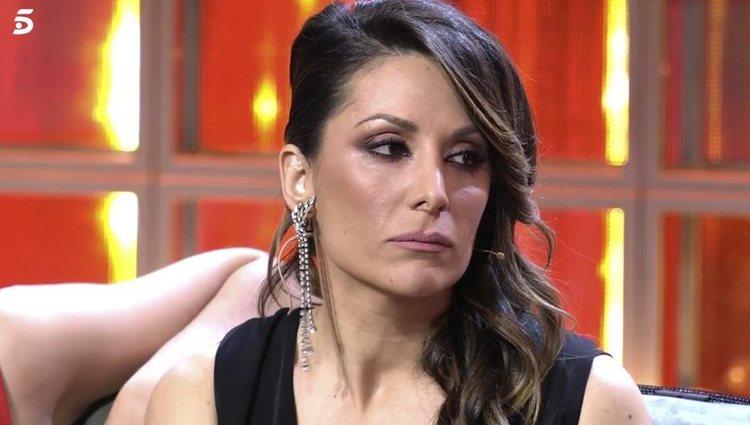 Nagore Robles durante 'El Debate' de 'GH DÚO' | Foto: Telecinco.es
