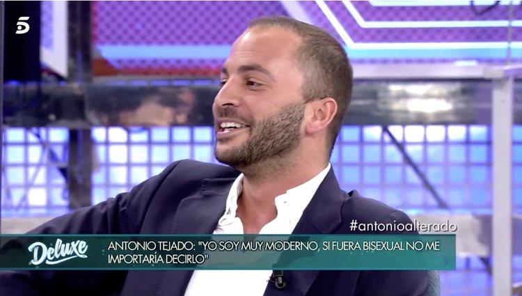 Antonio Tejado en 'Sábado Deluxe' | Foto: telecinco.es