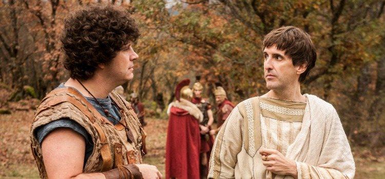 'Justo antes de Cristo' está disponible en Movistar+