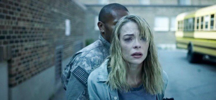 La serie 'Black Summer', en Netflix