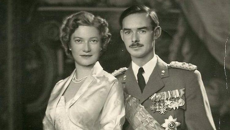 La Princesa Josefina Carlota de Bélgica y el Príncipe Juan de Luxemburgo | Pinterest