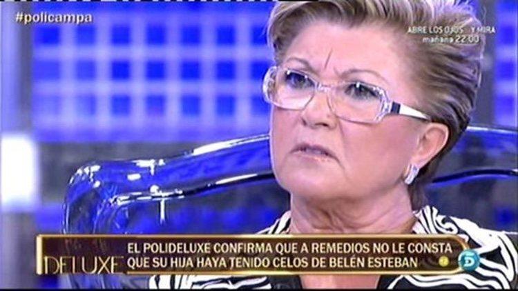 Remedios Torres en 'Sábado deluxe'/ Foto: telecinco.es
