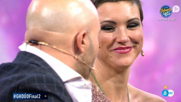Los finalistas se dicen lo que opinan el uno del otro | telecinco.es
