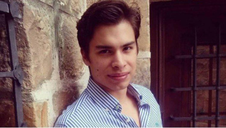 José Daniel, hijo de Carlos Baute/ Foto. Instagram