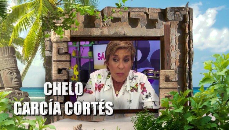 Chelo García Cortés, confirmada para 'Supervivientes 2019' / Telecinco.es