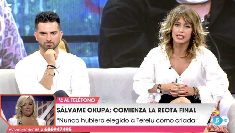Carmen Borrego no hubiera puesto a su hermana de criada / Telecinco.es