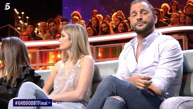Antonio Tejado y Candela hablan de sus actitudes durante el concurso / foto: telecinco.es