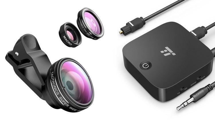 Kit de lentes </p><p> y Adaptador bluetooth