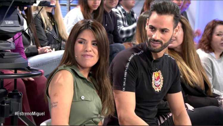 Chabelita Pantoja y Asraf Beno en 'MYHYV' | cuatro.com