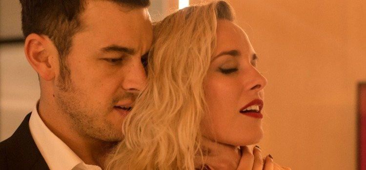 Mario Casas y Silvia Alonso protagonizan 'Instinto' en Movistar+