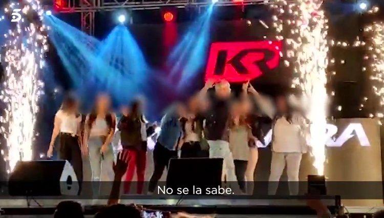Los problemas de Kiko Rivera en su último concierto / Telecinco.es
