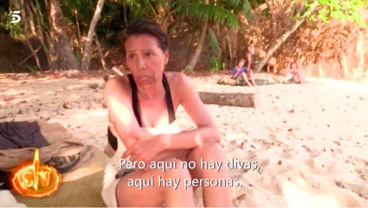 Toñi hace duras declaraciones en contra de Isabel Pantoja tras su desencuentro | telecinco.es