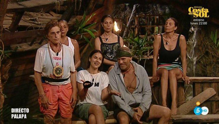 Carlos y Mónica son los nominados del equipo 'abandonado' | telecinco.es