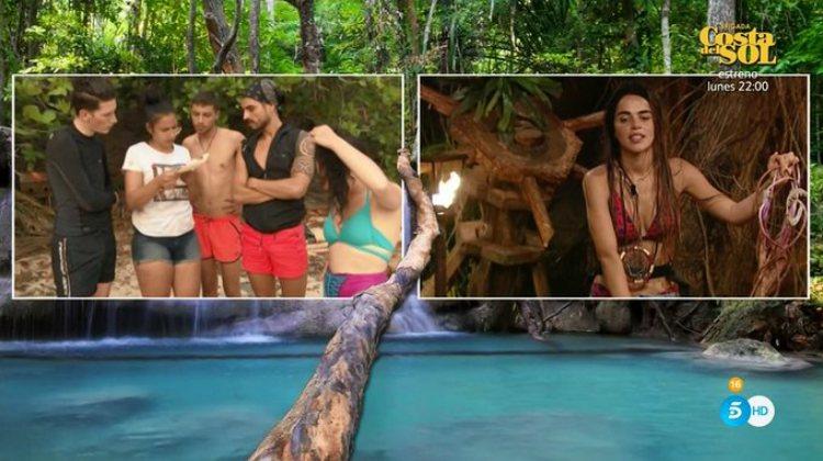 Jonathan y Mahi son los nominados del equipo 'señores' | telecinco.es