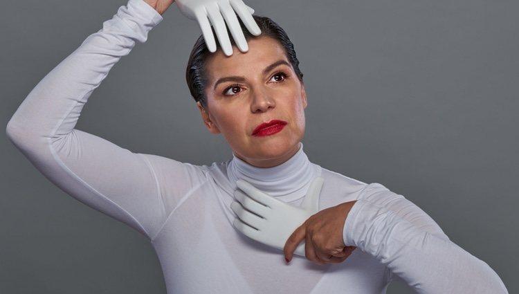 Mónica Regueiro en una foto promocional para 'Todas las mujeres'