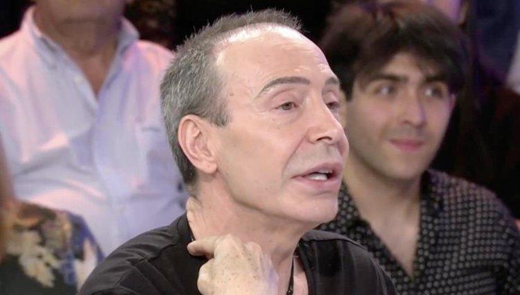 Joao hablando de cómo está con Pol en el 'Deluxe' / Telecinco.es