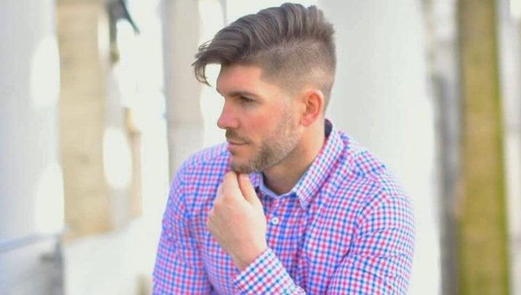 Rubén Poveda trabaja profesionalmente como modelo en multitud de ocasiones | Instagram