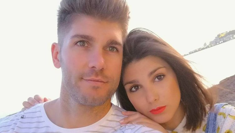 Rubén y su novia, muy enamorados | Instagram