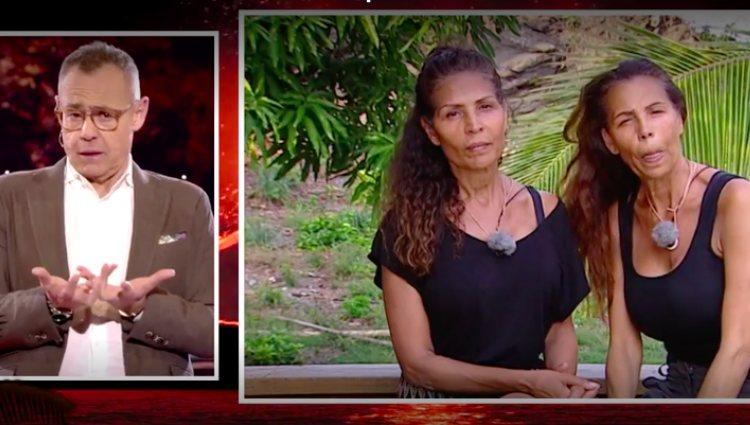 Jordi González cuestiona que ambas abandonen a la vez y por la misma razón | telecinco.es