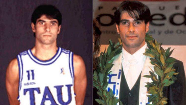 Jorge Fernández, de jugador de baloncesto a Míster España 1999 y 2000
