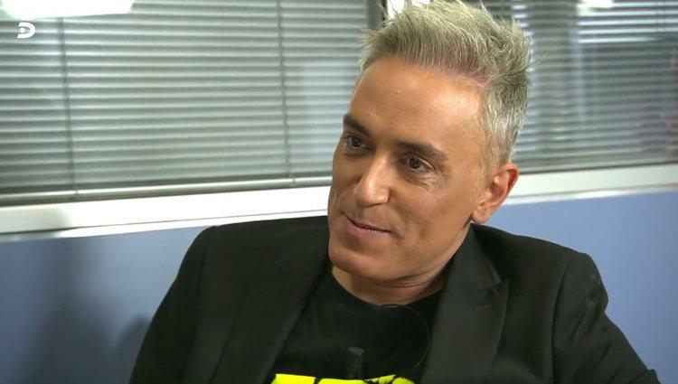 Kiko Hernández asegura que la culpa la tiene Carmen Borrego / Telecinco.es