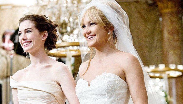 Fotograma de 'Guerra de novias'