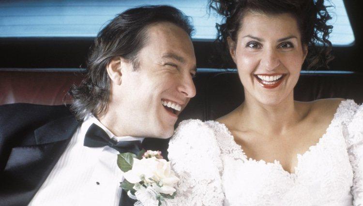 Fotograma de 'Mi gran boda griega'