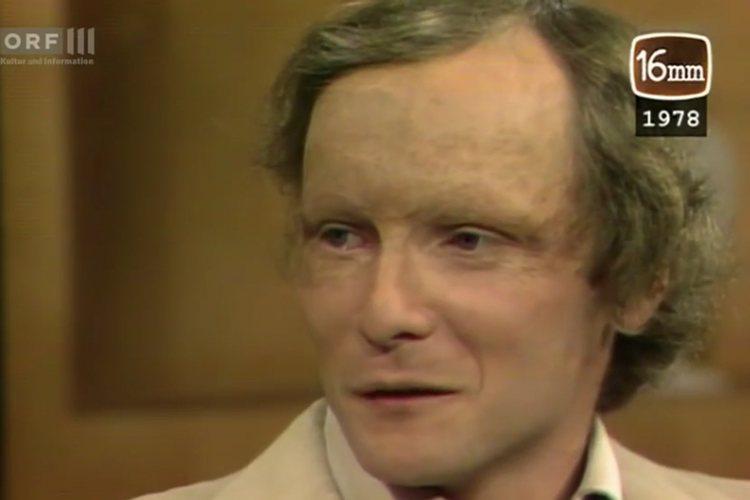 Niki Lauda con quemaduras en el rostro tras sufrir el accidente / foto: Youtube
