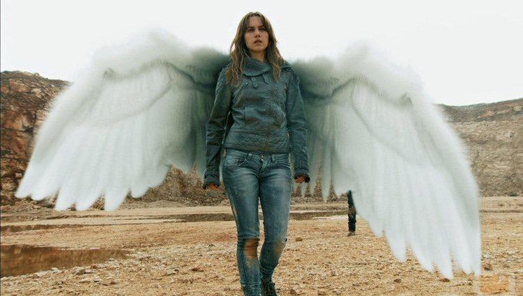 Aura Garrido en 'Ángel o Demonio'