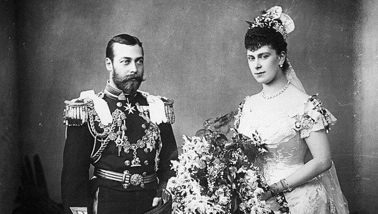 Boda del Rey Jorge V y María de Teck | Pinterest