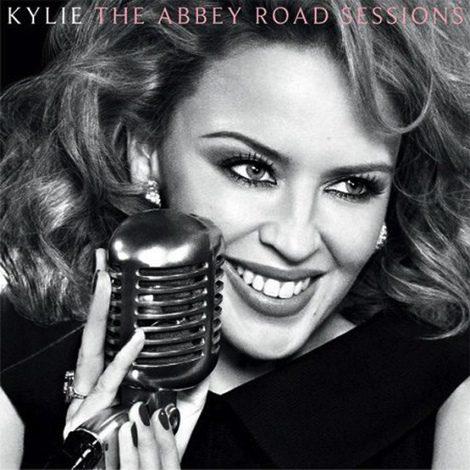 Kylie Minogue tiene listo su nuevo disco, 'The Abbey Road Sessions', que sale a la venta el 30 de octubre