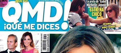 Michelle Jenner en portada de QMD!