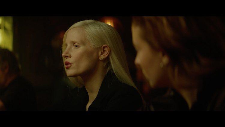 Jessica Chastain en 'X-Men: Fénix Oscura'