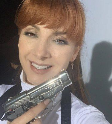 Najwa Nimri será la inspectora Sierra