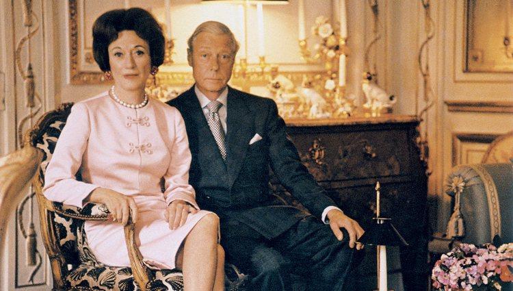 Los Duques de Windsor en su residencia de París | Pinterest